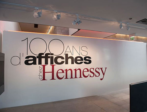 Hennessy Exhibit in Moscow