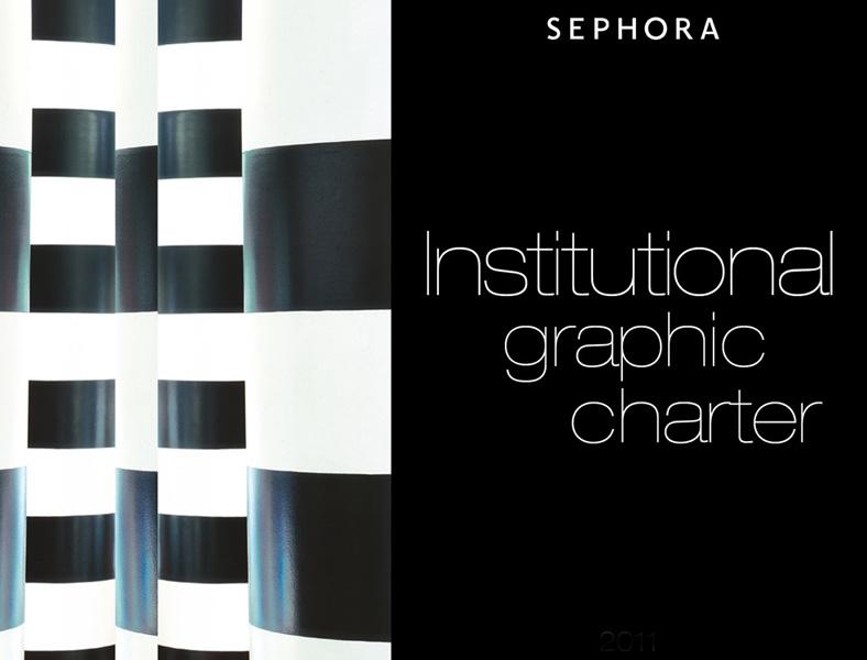 Sephora Graphic Charter