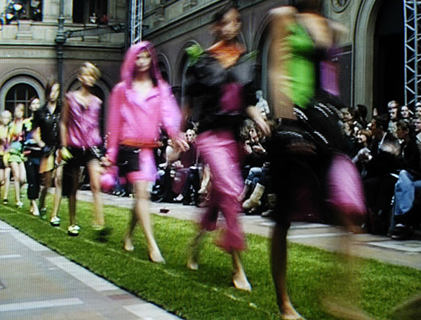 Fashion Shows Video