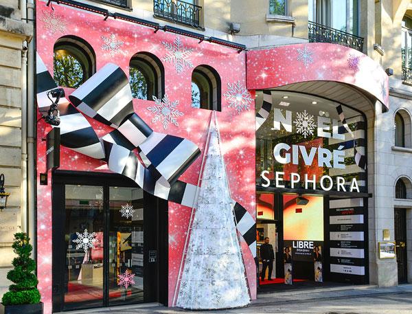 Sephora Christmas 2019