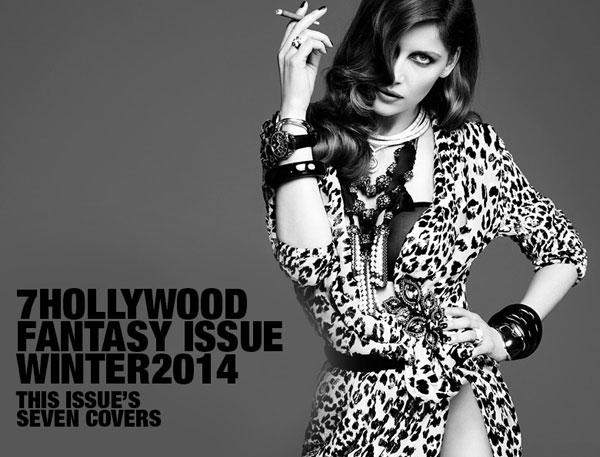 Artistic Producer Mag 7HOLLYWOOD