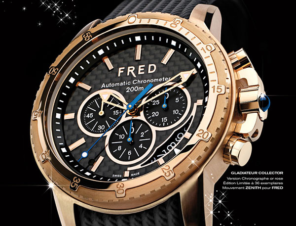 Press Media Kit for FRED Jewellery and Watch